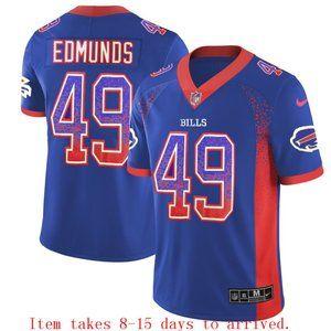 Buffalo Bills Tremaine Edmunds Drift Jersey